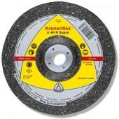Круг отрезной SUPRA для цветных металлов 170707 KRONENFLEX А46 N 115х2,5мм