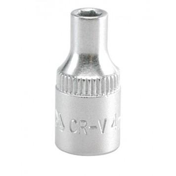 Головка YT-1403 торцевая CrV, 1/4, 5 мм, L = 25 мм YATO