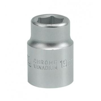 Головка YT-1301 торцевая 6-гранная, 3/4, 19 мм YATO