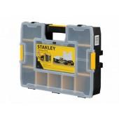 Ящик 1-94-745 для инструментов 43х9х33см с переставными перегородками STАNLEY