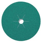 Круг KRONENFLEX FS966 ACT фибровый 125мм 1шт (80) 316497