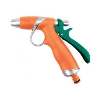 Пистолет-распылитель 89194 металлический 3-режимный к шлангу 1/2 FLO