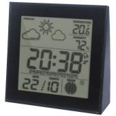 Термометр-гигрометр цифровой Т-06 с часами