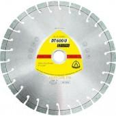 Диск SUPRA DT600U алмазный 125х22,23х2,4х9мм СЕГМЕНТ KRONENFLEX 322631