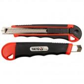 Нож YT-7500 для ремонтных работ 9мм YATO