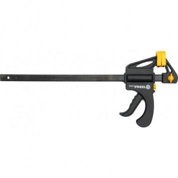 Струбцина 38402 быстрозажимная 200 мм VOREL