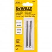 Ножи DT3906-QZ для электрорубанков,TCT, 82мм, 1 пара