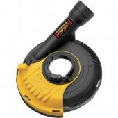 Кожух DWE46150-XJ защитный на УШМ 115/ 125мм для обдир.работ с пылеотвед