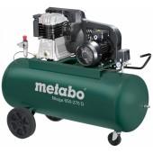 Компрессор MEGA 650-270 D 4кВт 2-х поршневой METABO 601543000