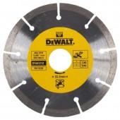 Диск DT40213-QZ алмазный сегментированный 350 х 25,4/20 мм DEWALT