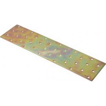 Пластина крепежная усиленная широкая ЖЦ LWG 2 (200х35х4.0) ALET