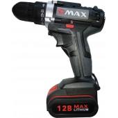 Шуруповёрт E0010 аккумуляторный li-ion MAX