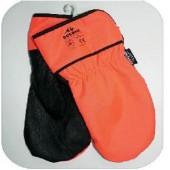 Перчатки 4506 утепленные светоотбивающая ткань+кожа размер 10 DOLONI