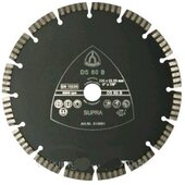 Диск SUPRA DS80B алмазный 125х22,23мм СЕГМЕНТ KRONENFLEX 313659